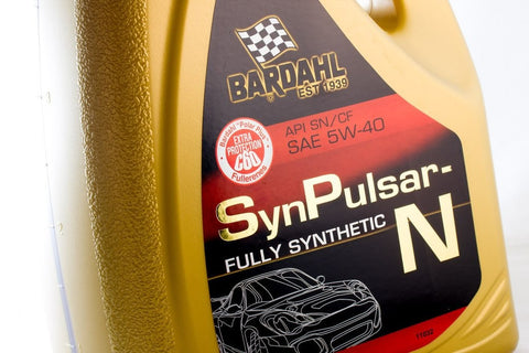 Servicing Package: Bardahl SynPulsar-N Basic Servicing Package