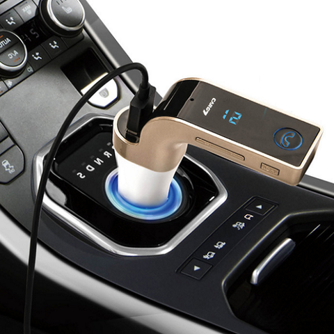 Car Charger Bluetooth Speaker
