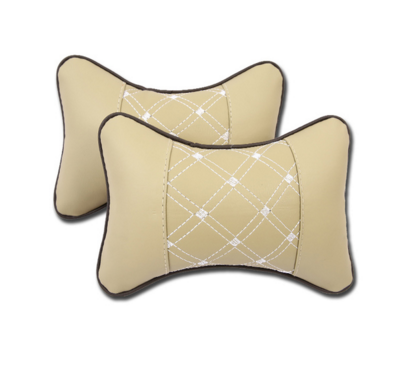 Neck Rest: Stress-Relief Anti-Bacterial 2 PC set