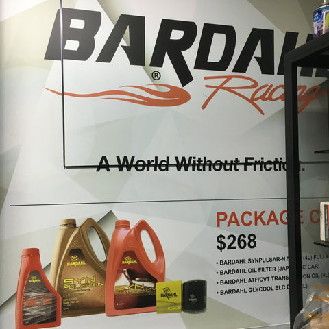Bardahl Servicing Package C