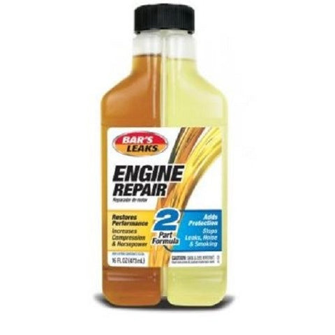 Additives: Bar's Leaks Engine Repair - 16 oz.