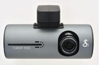 Dashcam: Cobra CDR 840 E Drive HD Dashboard Camera with GPS