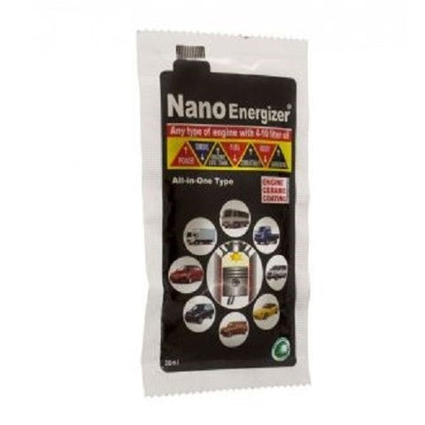 Additives: Nano Energizer Ceramic Coating (All-In-One) Engine Treatment - 30ml