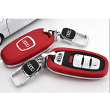 Key Cover: Audi Leather Shell
