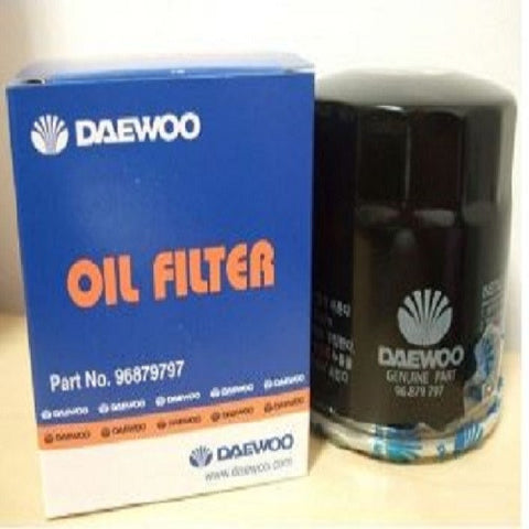 Oil Filter: Daewoo 96879797 Engine (For Aveo, Optra, Cruze)