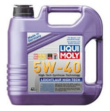Servicing Package: Liqui Moly Leichtlauf High Tech 5w-40 Vehicle Servicing