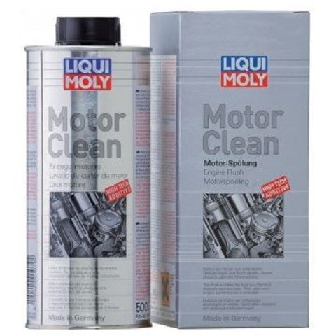 Additives: Liqui Moly Motor Clean - 500ml
