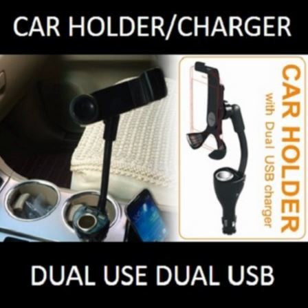 Car Charger Mount