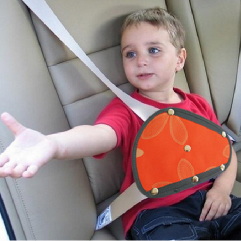 Children Seat Belts Cover