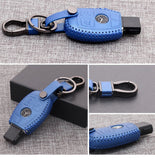 Car Key Cover: Benz C180 GLA/CLA200/ML350/glk300 2 button or 3 buttons (6 colors)
