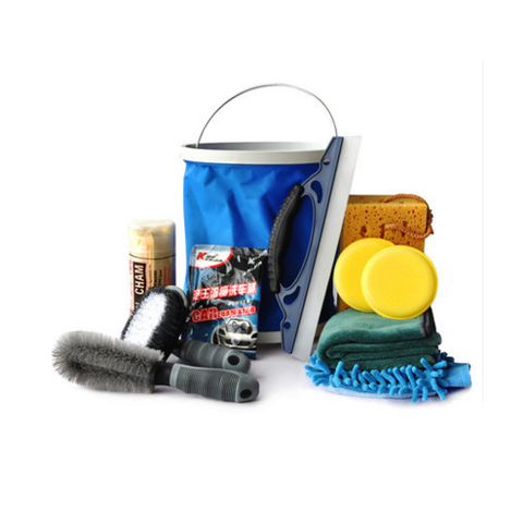 Car Wash Set (11 pieces)