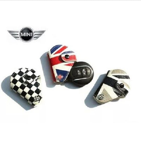 Car Key Pouch: 2014 Mini Cooper car key cover for clubman or countryman F56 F55