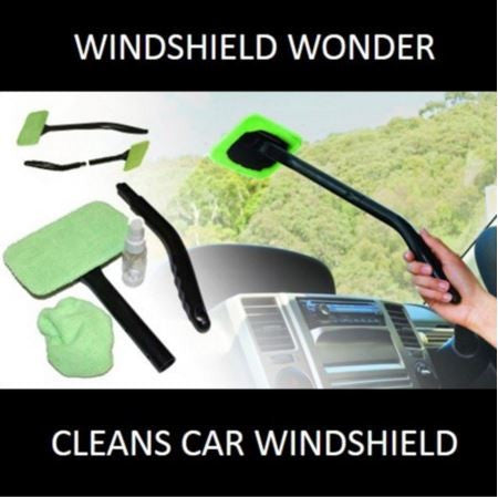 Interior Windshield Cleaner