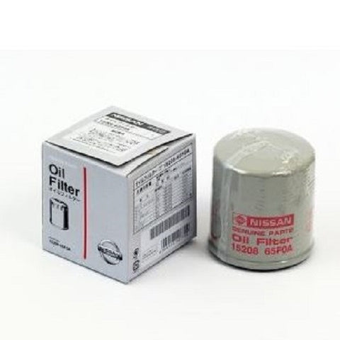 Oil Filter: Nissan 15208-65F0A Engine Oil Filter