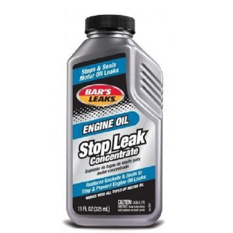 Additives: Bar's Leaks Engine Oil Stop Leak Concentrate