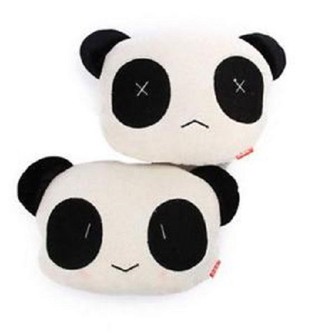 Cute Panda Shaped Neck Rest: 2PC set