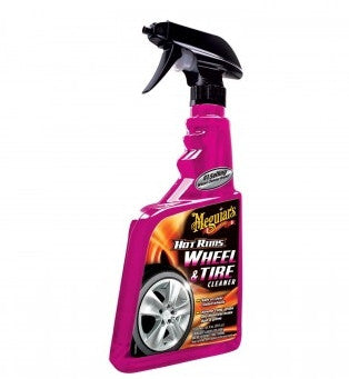 Tire Cleaner: Meguiar's Hot Rims® All Wheel®