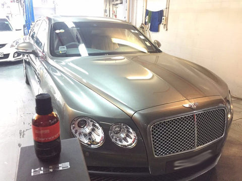 Paint Package: KUBE BOND Diamond 9H Paint Protection Full Package