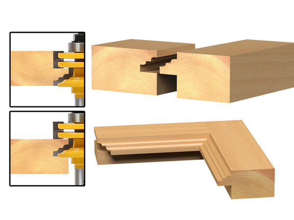 Router Bits For Cabinet Doors