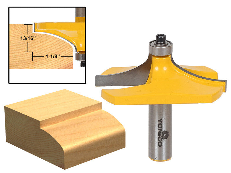 Thumbnail Table Edge Router Bit - Large -  13141