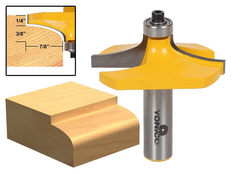Thumbnail Table Edge Router Bit - Medium - 13140