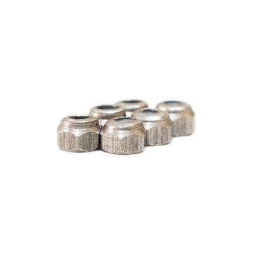 Lock Nuts - 6 Pack