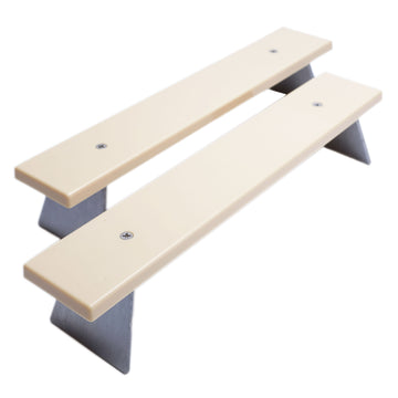 Schoolyard Bench - Two Pack