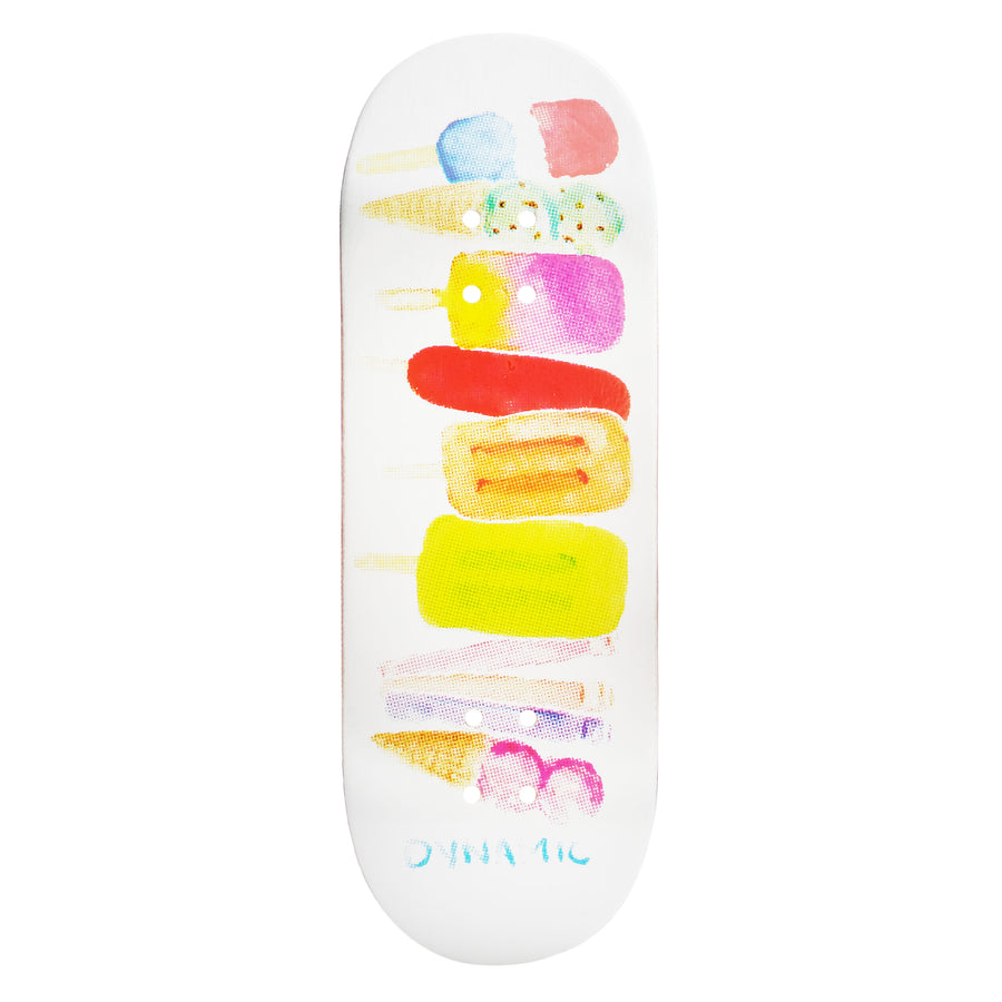 Dynamic Fingerboard Deck