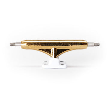 Dynamic Trucks - 32mm Gold Hanger White Baseplate