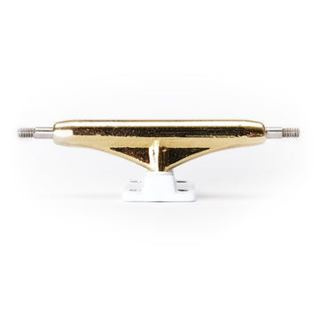 Dynamic Trucks - 34mm Gold Hanger White Baseplate