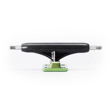 Dynamic Trucks - 32mm Black Hanger Lime Green Baseplate