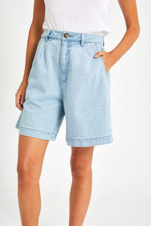 Rolla's Horizon Short in Blue Stone