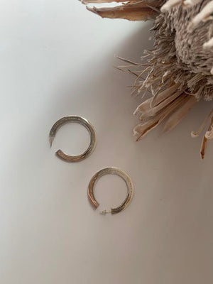 Load image into Gallery viewer, Covet & Keep Septum Earrings in Silver
