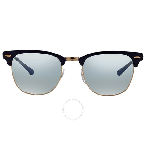 Ray Ban Clubmaster Metal in Dark Blue