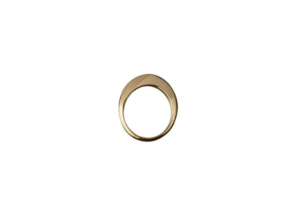 Cadette Jewelry Akari ring in Gold and Silver