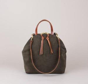 Eleven Thirty Anni Large Shoulder Bag in Moss
