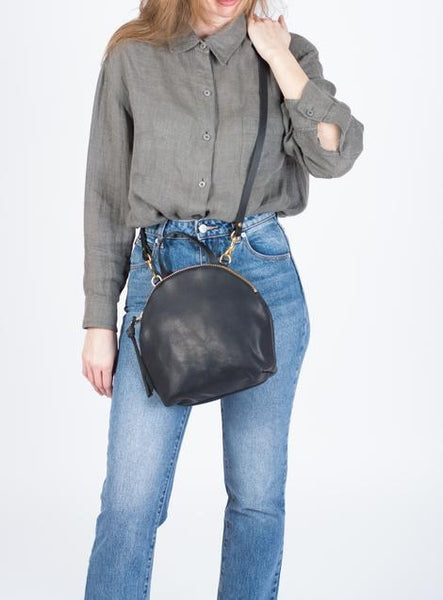 Eleven-Thirty Anni Mini Shoulder Bag in Black