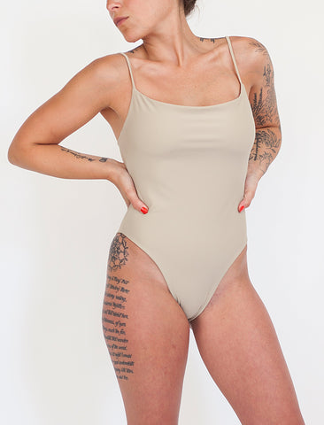 Saltwater Collective Paulina One Piece in Crepe