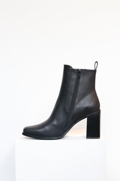 Jeffrey Campbell Ricardo Boot in Black
