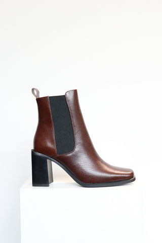 Jeffrey Campbell Ricardo Boot in Brown