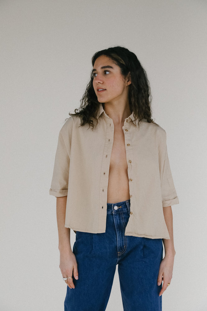 Rowie Bailey Shirt in Fawn