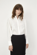 Just Female Linneda Shirt in White
