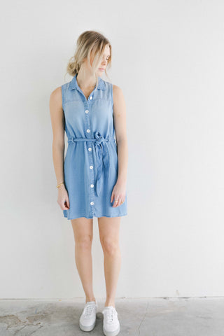 Bella Dahl S/L Shirt Dress