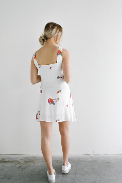 Rolla's Jasmine Yard Floral Dress