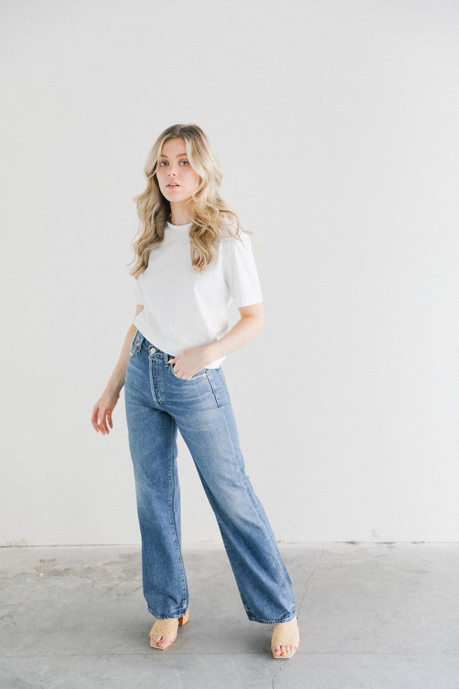 Citizens of Humanity Flavie Trouser Jean in Truth