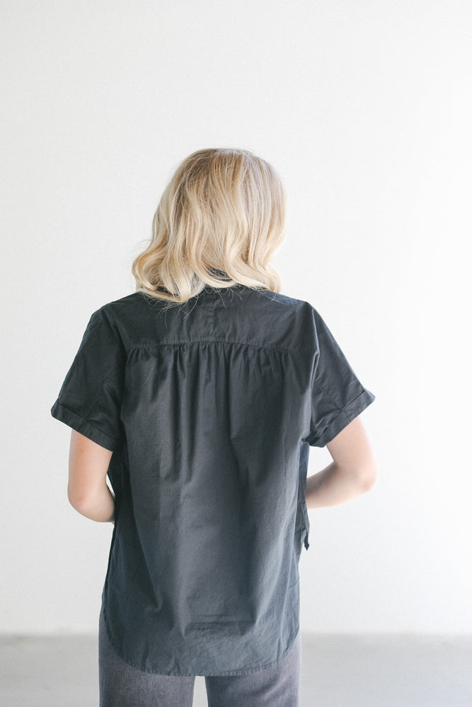 Load image into Gallery viewer, Rowie Shilo Noir Shirt