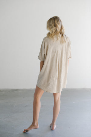 Rowie The Label Celine T-shirt Dress