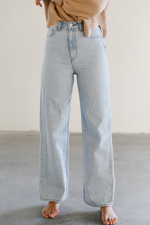 Levi's High Loose Denim