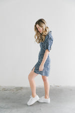 Rue Stiic Turner Mini Dress in Cupid