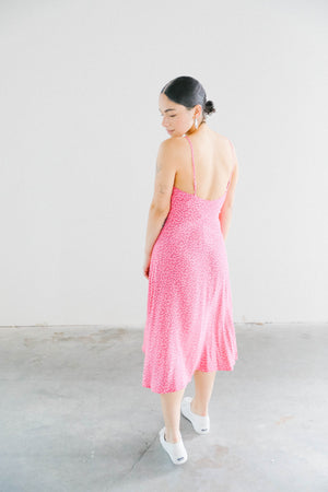 Rolla's Midsummer Mini Tulips Dress in Pink